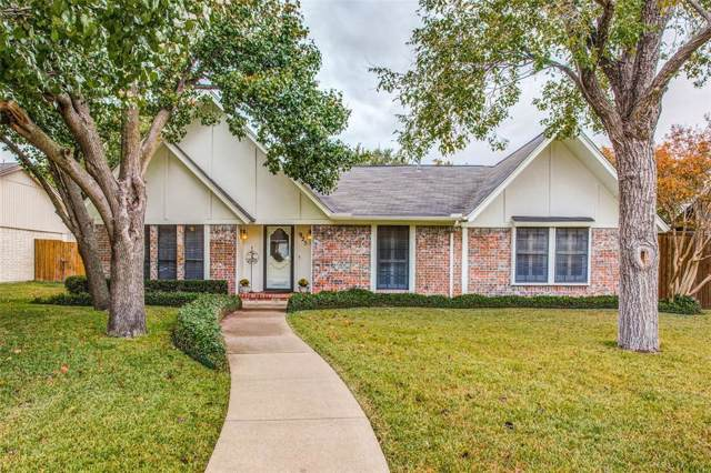 925 Gageway Drive, Mesquite, TX 75150 (MLS #14223540) :: Lynn Wilson with Keller Williams DFW/Southlake