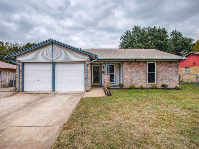 929 Skelly Street, Crowley, TX 76036 (MLS #14223555) :: The Mitchell Group