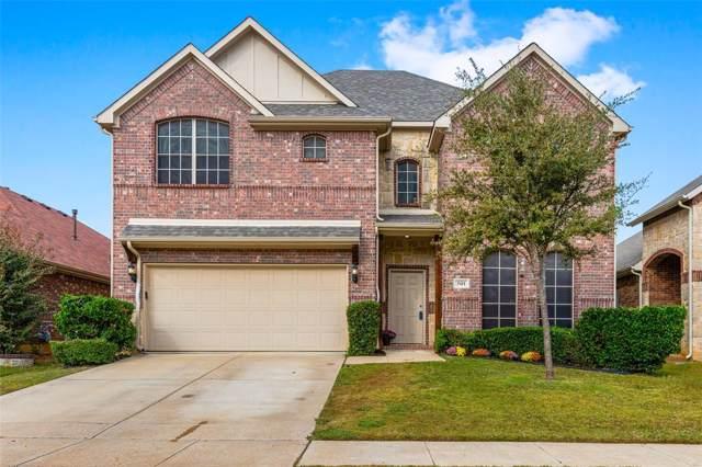 501 Liberty Way, Lake Dallas, TX 75065 (MLS #14223565) :: Baldree Home Team