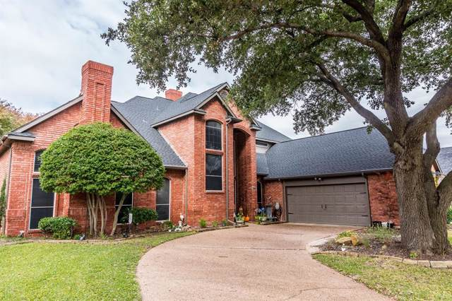 1108 Hills Creek Drive, Mckinney, TX 75072 (MLS #14223566) :: RE/MAX Town & Country