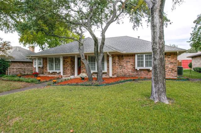 2319 Stone Glen Lane, Carrollton, TX 75007 (MLS #14223570) :: The Good Home Team
