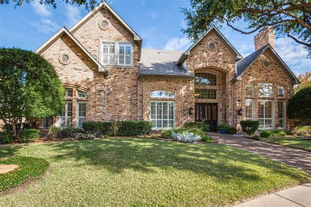 3305 Caleo Court, Plano, TX 75025 (MLS #14223580) :: Lynn Wilson with Keller Williams DFW/Southlake