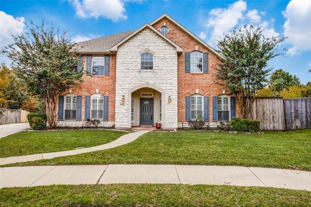 3213 Normandy Drive, Mckinney, TX 75070 (MLS #14223595) :: All Cities Realty