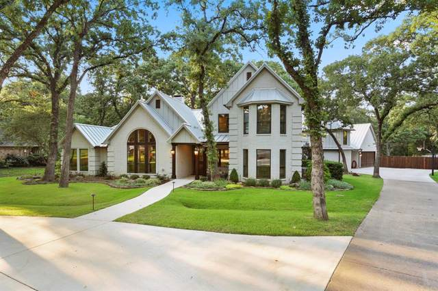 1358 Woodbrook Lane, Southlake, TX 76092 (MLS #14223600) :: The Rhodes Team