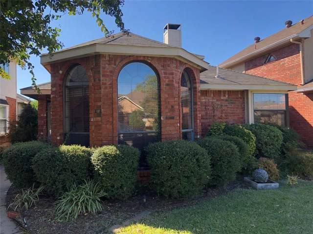2018 Falcon Ridge Drive A, Carrollton, TX 75010 (MLS #14223612) :: Tenesha Lusk Realty Group