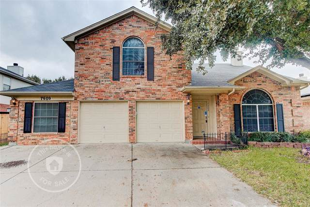 7609 Brittany Place, Fort Worth, TX 76137 (MLS #14223615) :: The Rhodes Team