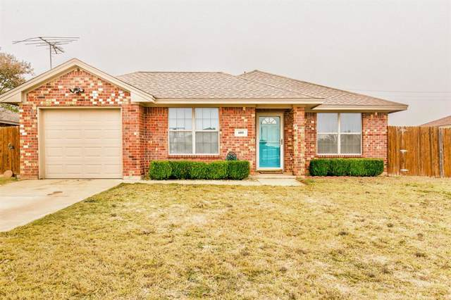 600 Mesquite Drive, Rio Vista, TX 76093 (MLS #14223622) :: RE/MAX Pinnacle Group REALTORS