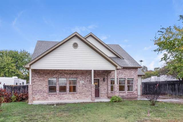 105 Water Lane, Crowley, TX 76036 (MLS #14223623) :: Century 21 Judge Fite Company
