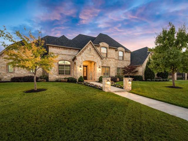 405 Mesa Ranch Court, Southlake, TX 76092 (MLS #14223624) :: NewHomePrograms.com LLC
