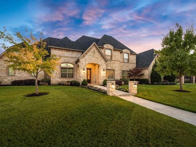 405 Mesa Ranch Court, Southlake, TX 76092 (MLS #14223624) :: The Tierny Jordan Network