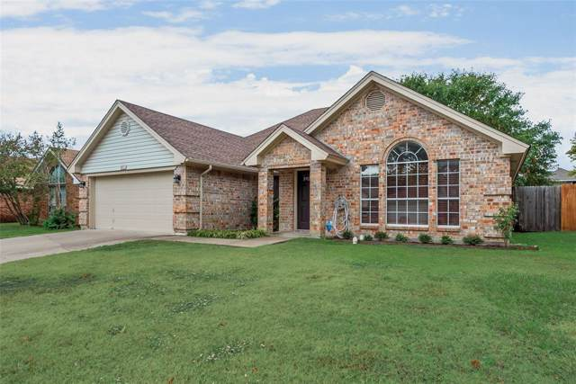 6813 Hadley Drive, North Richland Hills, TX 76182 (MLS #14223640) :: RE/MAX Town & Country