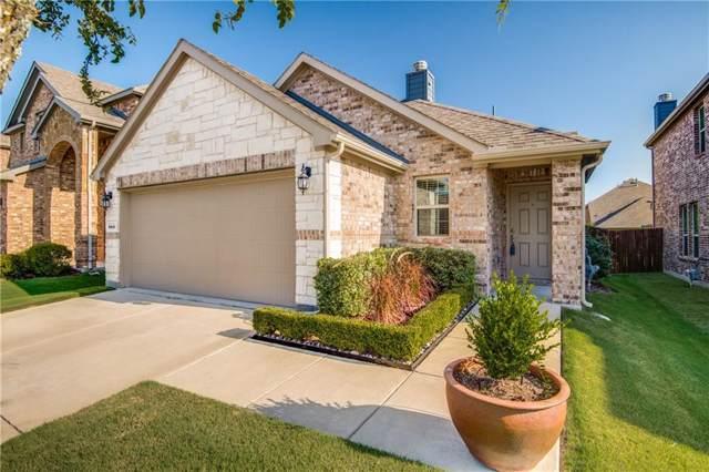 9920 Moccasin Creek Lane, Mckinney, TX 75071 (MLS #14223644) :: Real Estate By Design