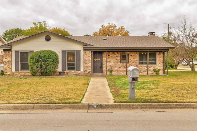 461 Charlyne Drive, Burleson, TX 76028 (MLS #14223684) :: RE/MAX Town & Country