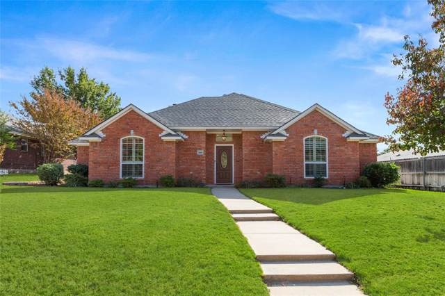 915 Smokerise Circle, Denton, TX 76205 (MLS #14223702) :: The Rhodes Team