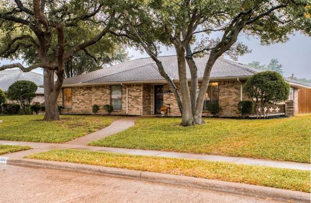 1800 Tampico Drive, Plano, TX 75075 (MLS #14223720) :: RE/MAX Town & Country