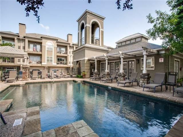 2201 Wolf Street #5106, Dallas, TX 75201 (MLS #14223727) :: HergGroup Dallas-Fort Worth
