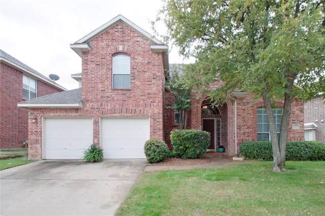 4205 Marbella Drive, Flower Mound, TX 75022 (MLS #14223732) :: Baldree Home Team