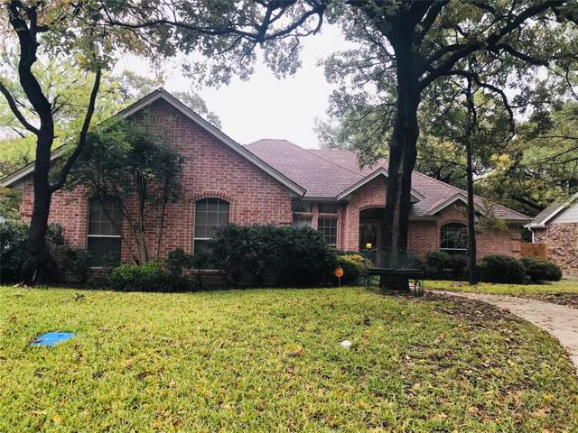 1517 Bailey Drive, Azle, TX 76020 (MLS #14223738) :: Real Estate By Design