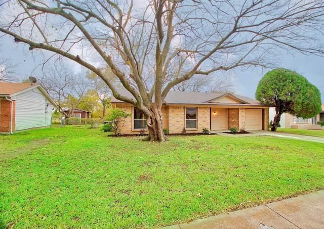 1109 Tonya Lynn Street, Ennis, TX 75119 (MLS #14223753) :: Century 21 Judge Fite Company