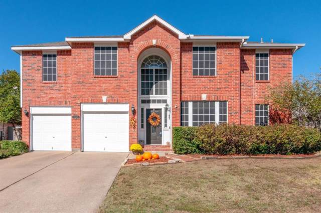 5517 Big Bend Drive, Fort Worth, TX 76137 (MLS #14223796) :: Real Estate By Design