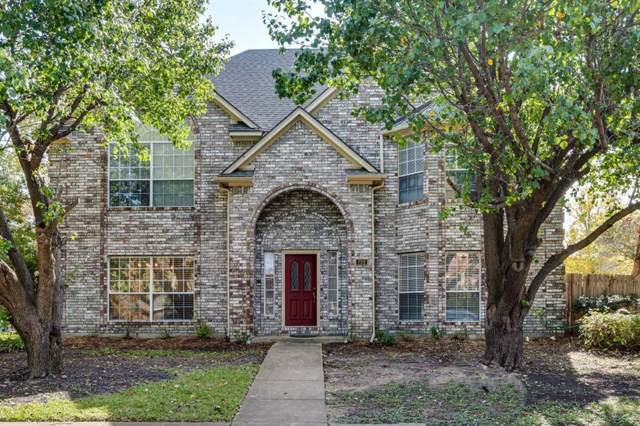 722 Amesbury Drive, Mesquite, TX 75150 (MLS #14223805) :: The Daniel Team