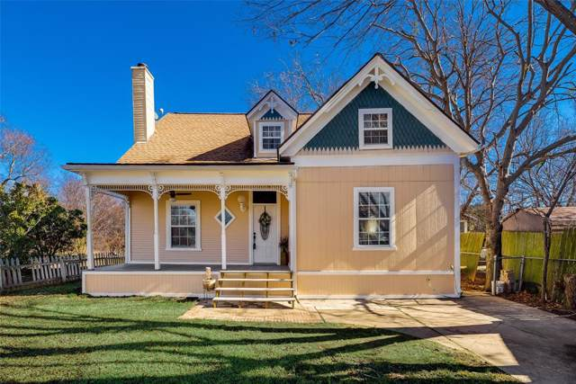 214 Ruby Street, Keller, TX 76248 (MLS #14223815) :: Dwell Residential Realty
