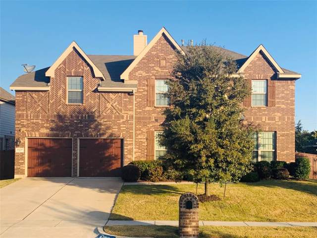 2252 Horned Owl Street, Grand Prairie, TX 75052 (MLS #14223822) :: NewHomePrograms.com LLC