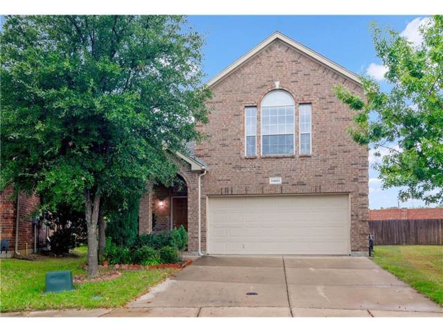 11801 Cottontail Drive, Fort Worth, TX 76244 (MLS #14223823) :: The Tierny Jordan Network