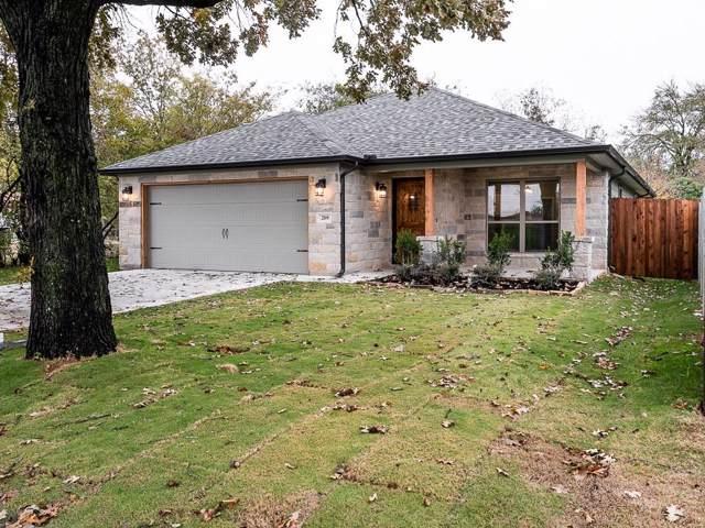209 E Railroad, Godley, TX 76044 (MLS #14223828) :: Real Estate By Design