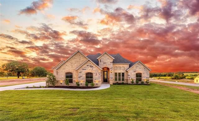 115 Highland Ranch Drive, Paradise, TX 76073 (MLS #14223836) :: Lynn Wilson with Keller Williams DFW/Southlake