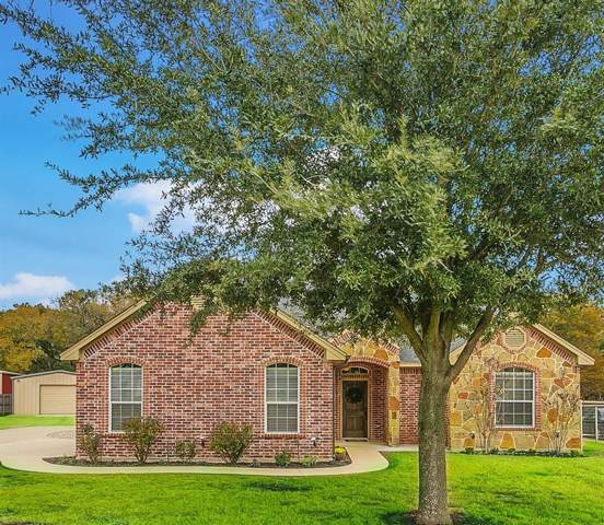 105 Sun Valley Lane, Weatherford, TX 76087 (MLS #14223839) :: RE/MAX Town & Country