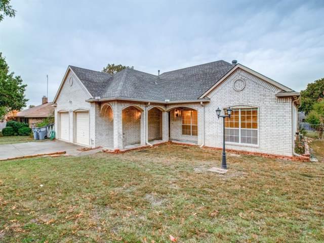 511 E Broadway Street, Prosper, TX 75078 (MLS #14223845) :: Van Poole Properties Group