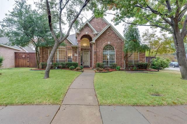 400 Landwyck Lane, Flower Mound, TX 75028 (MLS #14223868) :: Van Poole Properties Group