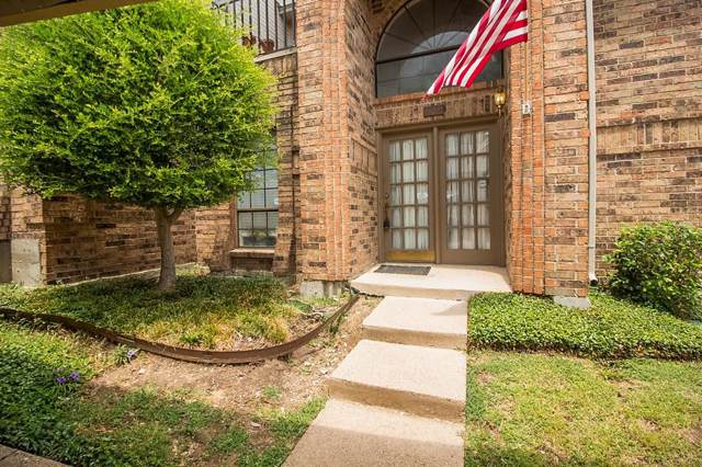 3500 E Park Boulevard #404, Plano, TX 75074 (MLS #14223869) :: RE/MAX Town & Country