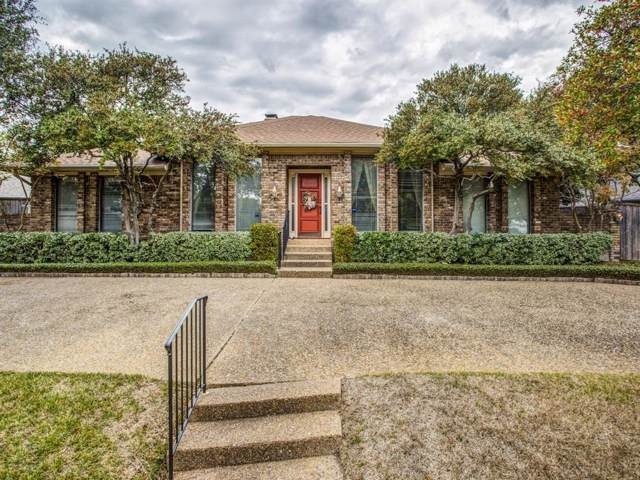 8605 Middle Downs Drive, Dallas, TX 75243 (MLS #14223880) :: Hargrove Realty Group