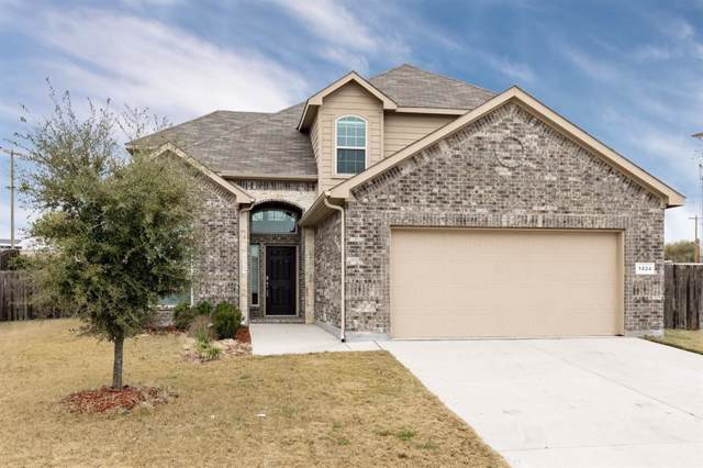 1024 Barry Drive, Weatherford, TX 76087 (MLS #14223882) :: RE/MAX Town & Country