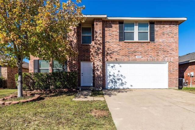 4004 German Pointer Way, Fort Worth, TX 76123 (MLS #14223886) :: HergGroup Dallas-Fort Worth