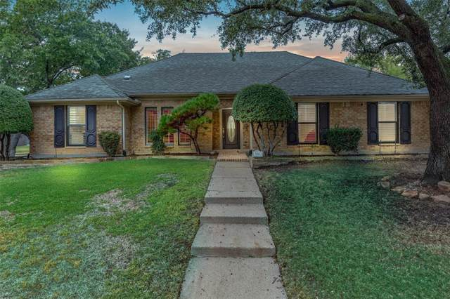 500 Briarglen Drive, Coppell, TX 75019 (MLS #14223899) :: Lynn Wilson with Keller Williams DFW/Southlake