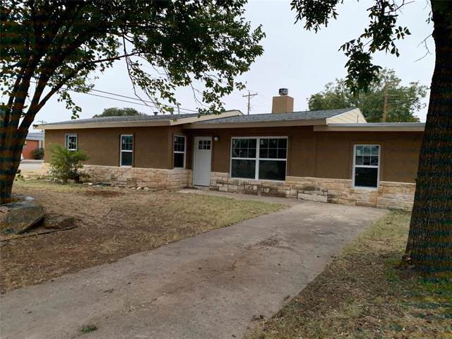 1354 S San Jose Drive, Abilene, TX 79605 (MLS #14223915) :: Ann Carr Real Estate