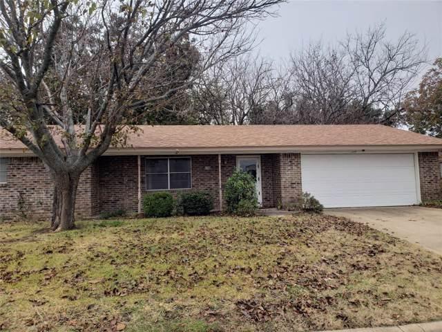 1740 Kingland Street, Stephenville, TX 76401 (MLS #14223922) :: Real Estate By Design