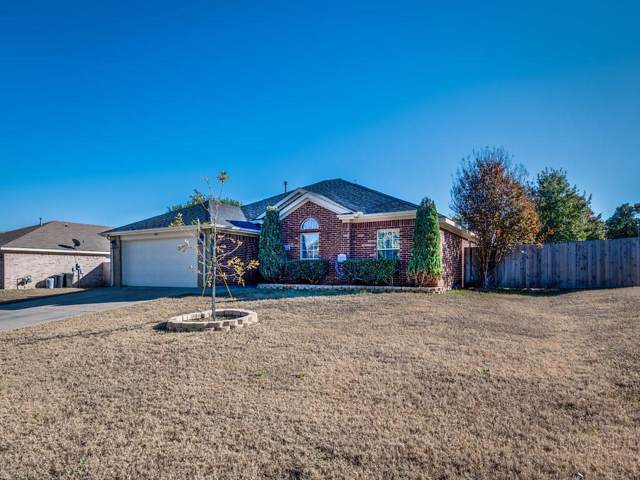 363 Dalhart Drive, Weatherford, TX 76086 (MLS #14223926) :: The Mitchell Group