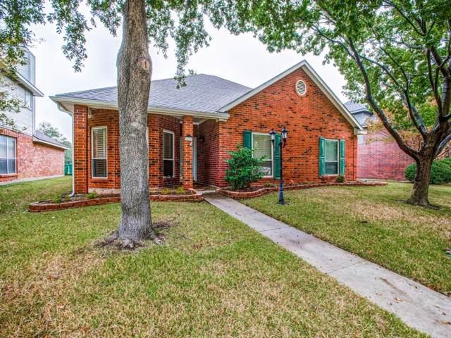 1033 Monarch Drive, Lewisville, TX 75067 (MLS #14223930) :: Lynn Wilson with Keller Williams DFW/Southlake