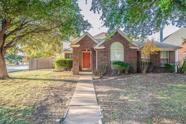 10404 Burgundy Drive, Frisco, TX 75035 (MLS #14223949) :: RE/MAX Town & Country