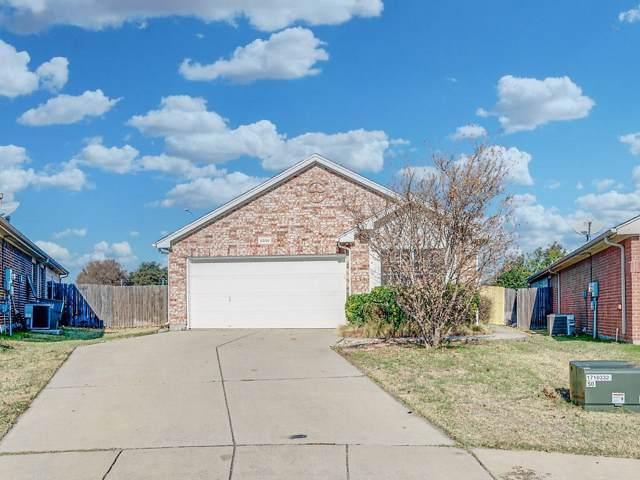 6556 Geneva Lane, Fort Worth, TX 76131 (MLS #14223975) :: All Cities Realty