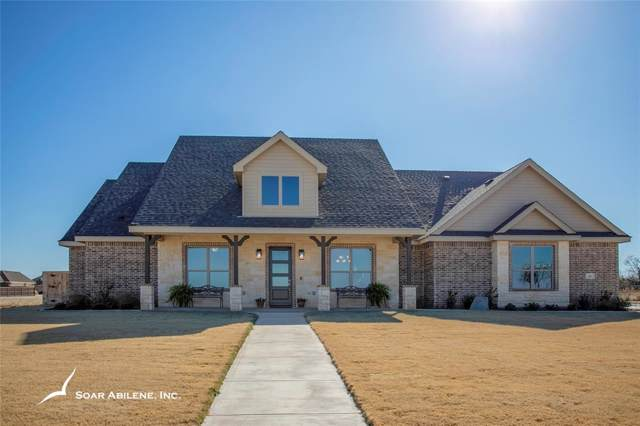 101 Tierra Court, Abilene, TX 79602 (MLS #14223982) :: The Kimberly Davis Group