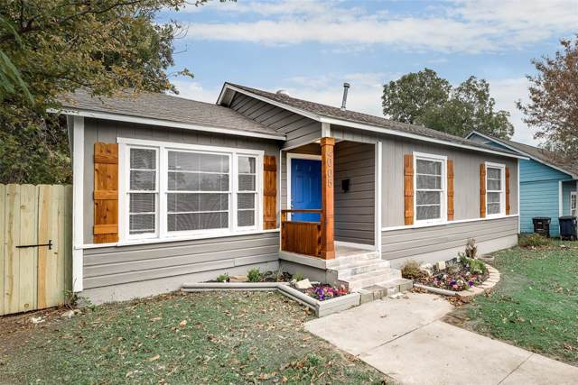 4005 Mccart Avenue, Fort Worth, TX 76110 (MLS #14223986) :: The Mitchell Group