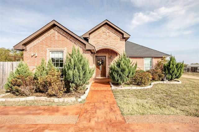 11260 Old Stoney Road, Ponder, TX 76259 (MLS #14223989) :: Tenesha Lusk Realty Group