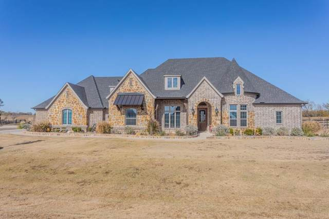 12770 Helen Road, Justin, TX 76247 (MLS #14223994) :: Dwell Residential Realty