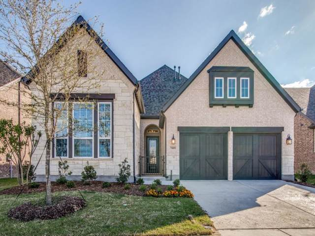 7009 St Georges Drive, Mckinney, TX 75070 (MLS #14224000) :: RE/MAX Town & Country