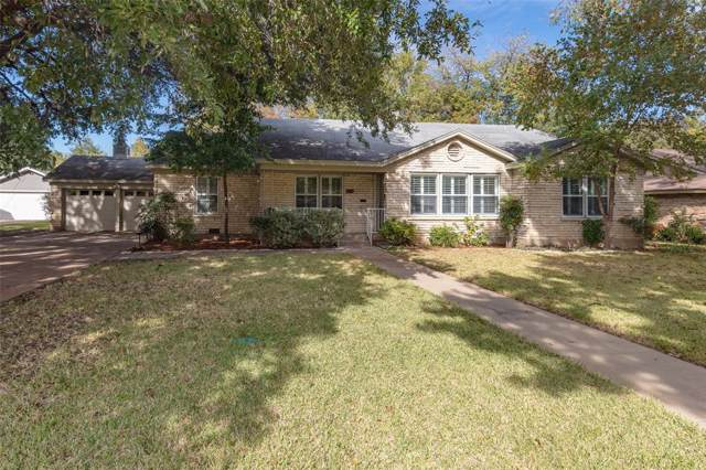 3728 W Biddison Street, Fort Worth, TX 76109 (MLS #14224003) :: RE/MAX Town & Country